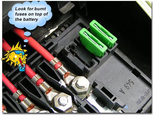 No Compressor Operation in Volkswagen New Beetle ...